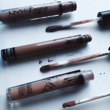 Nyx Cosmetics Lip Lingerie Liquid Lipstick - Bustier uploaded by Loann