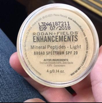 Photo of Rodan + Fields Enhancements Mineral Peptides Broad Spectrum SPF 20 - Medium uploaded by Alyssa P.