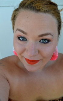 Kat Von D Painted Love Lipstick Homegirl uploaded by Dawn S.