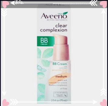 Aveeno Clear Complexion BB Cream uploaded by Brenda O.