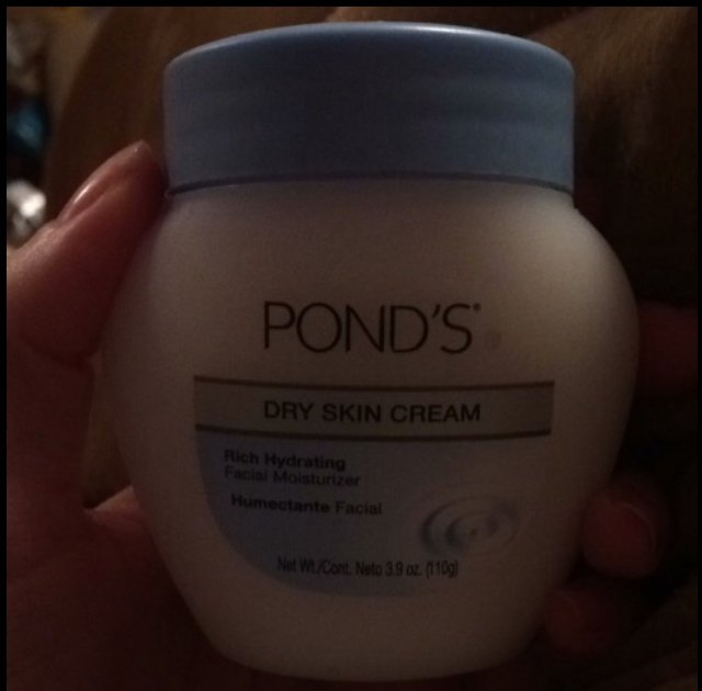 Pond's Dry Skin Cream uploaded by Candace K.
