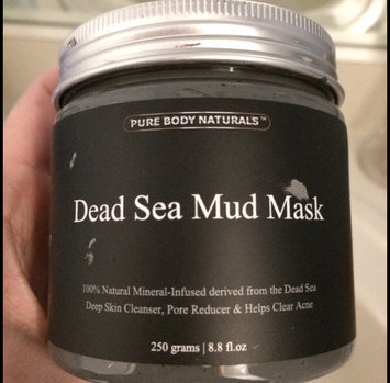 Pure Body Naturals Dead Sea Mud Mask uploaded by Bethany G.