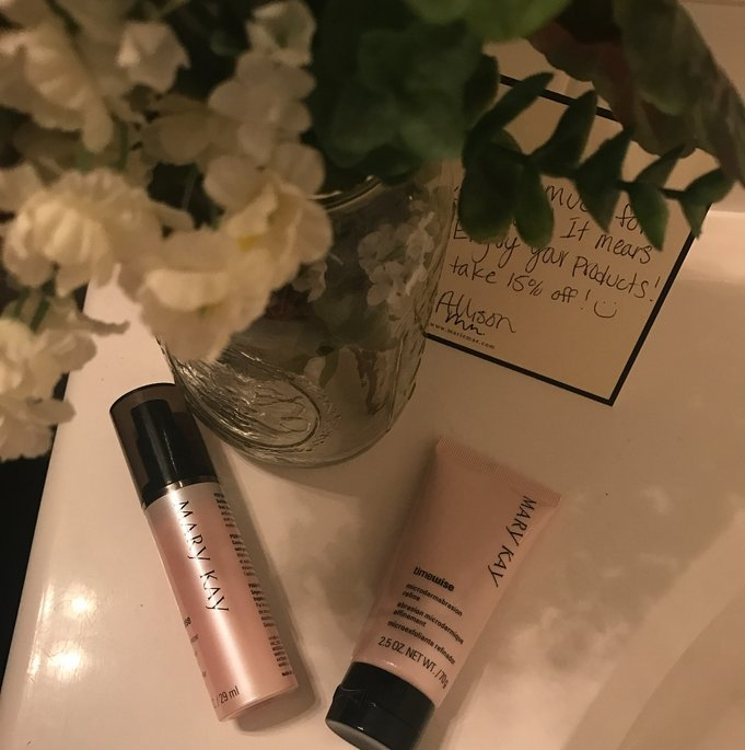 Mary Kay Timewise Microdermabrasion Set uploaded by Sabrina M.
