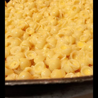 Annie's® Homegrown Creamy Deluxe Shells & Real Aged Cheddar Sauce Macaroni Dinner uploaded by Vanessa L.