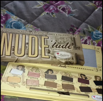 The Balm Nude'tude Palette uploaded by Makeup M.