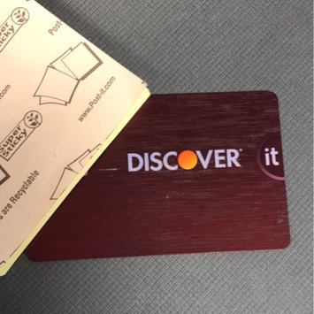 Discover it Cashback Match Credit Card uploaded by Tonia N.
