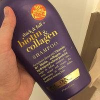 OGX Thick & Full Biotin & Collagen Shampoo uploaded by Katy M.