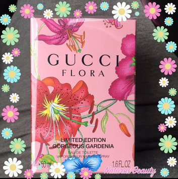 Gucci Flora Gorgeous Gardenia Limited Edition Eau de Toilette Spray uploaded by Kseniya B.