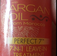 Creme of Nature Argan Oil Perfect 7-in-1 Leave-in Treatment uploaded by Crystal G.