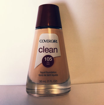 COVERGIRL Clean Normal Liquid Makeup uploaded by Hope C.