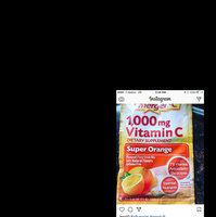 Emergen-C 1,000 mg Vitamin C Tropical uploaded by Jessica R.
