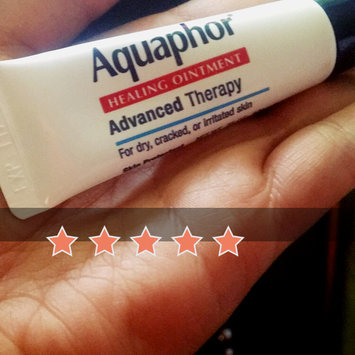 Aquaphor® Immediate Relief Lip Repair Lip Balm uploaded by Cayte H.