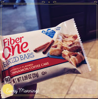 Fiber One 90 Calorie Cinnamon Coffee Cake Bars uploaded by Karina A.
