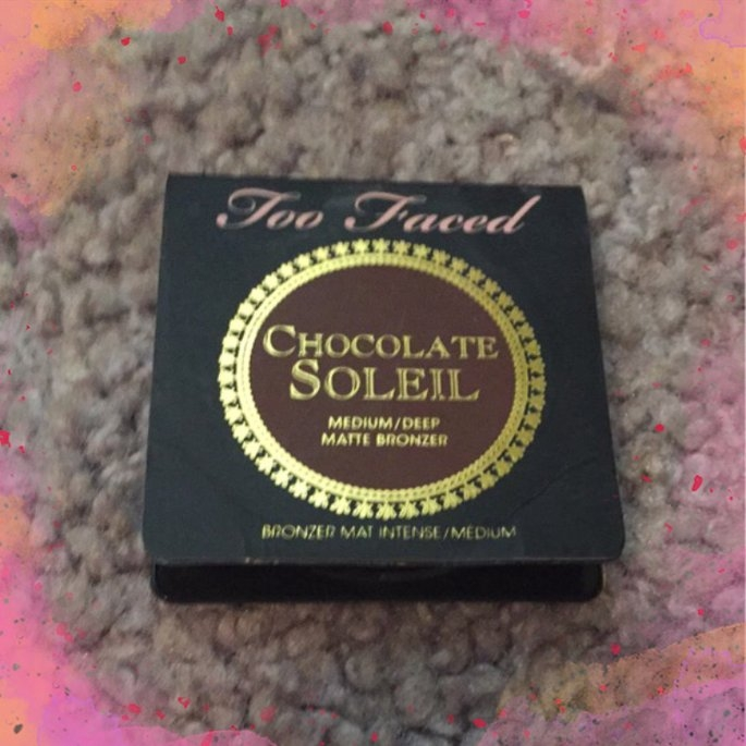Too Faced Chocolate Soleil Bronzing Powder uploaded by Samantha S.