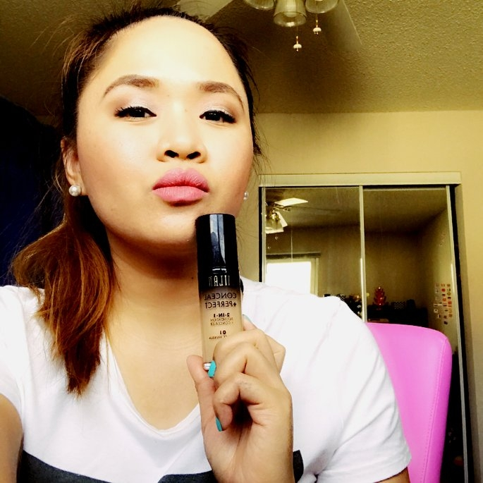 Milani Conceal + Perfect 2-in-1 Foundation + Concealer uploaded by Yhel J.