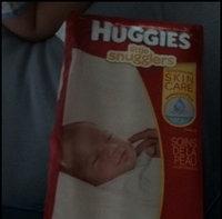 Huggies® Little Snugglers Newborn Diapers uploaded by Sarah M.