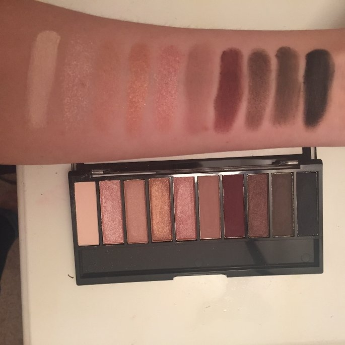 Wet n Wild Au Naturel Eye Shadow Nude Awakening uploaded by Hannah W.