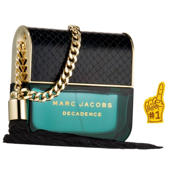 Marc Jacobs Decadence Eau de Parfum uploaded by Alexandra F.