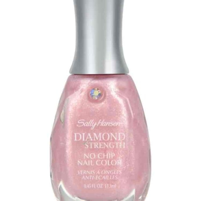 Sally Hansen Diamond Strength Nail Color - Pink Promise uploaded by Megan T.