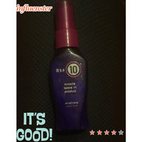 It's A 10 Miracle Leave In - 2oz uploaded by Esteffi T.