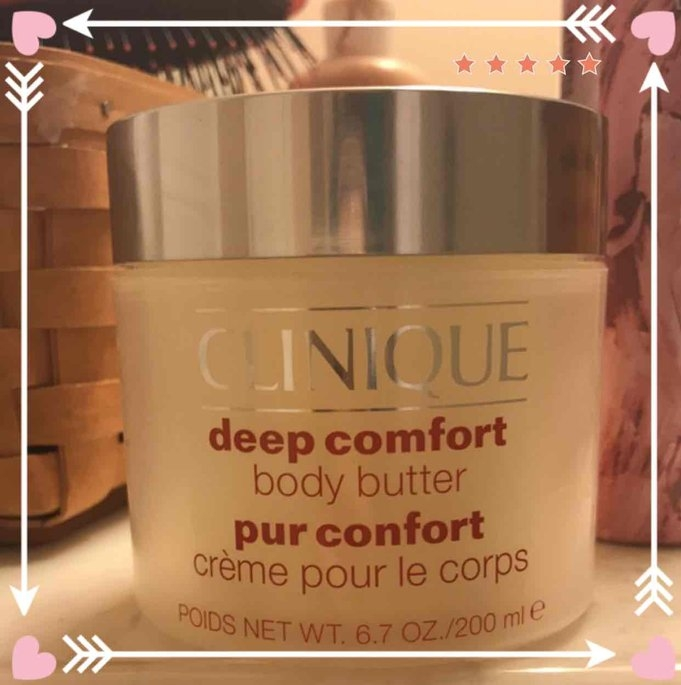 Clinique Deep Comfort Body Butter 6.7 oz uploaded by Jessica J.