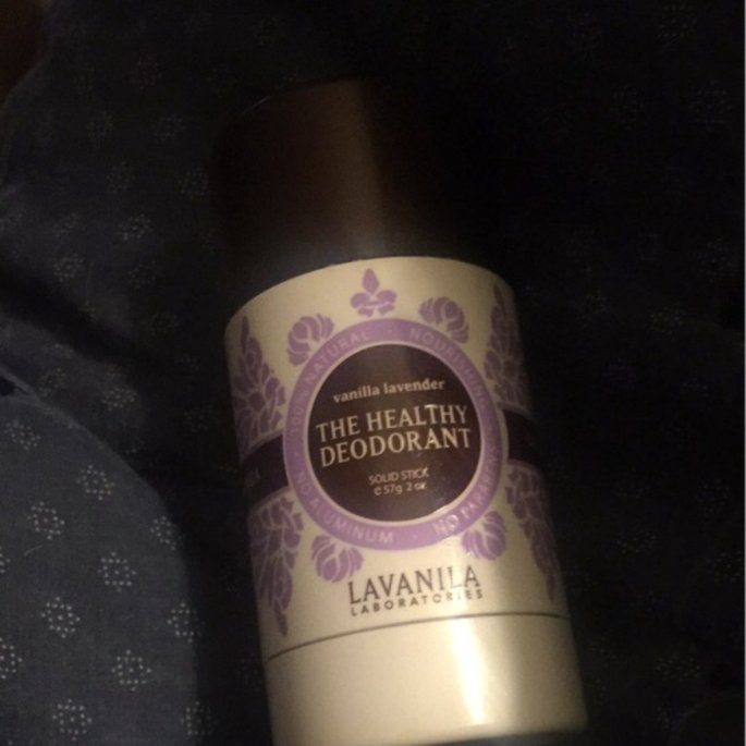 Lavanila Laboratories The Healthy Deodorant uploaded by Stacey B.