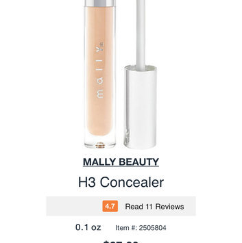 Mally Beauty H3 Concealer uploaded by Patty J.