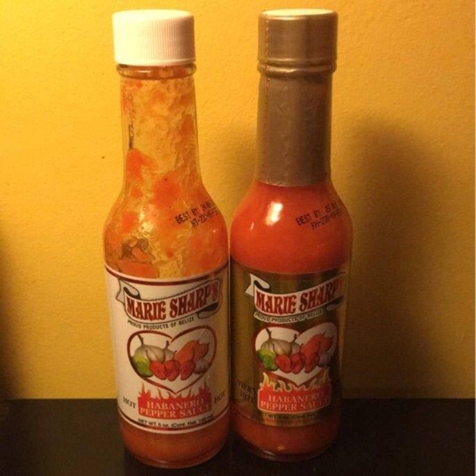 Marie Sharp's Hot Habanero Sauce uploaded by Erica S.
