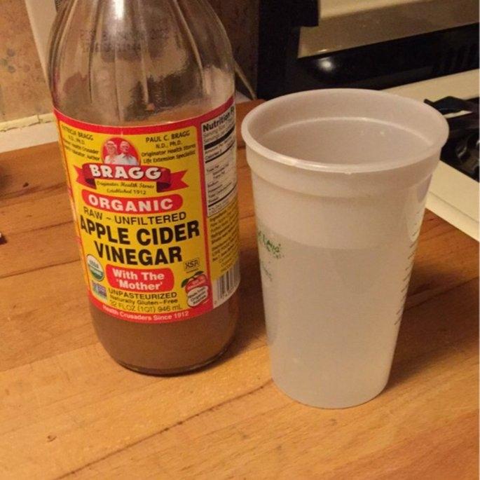 Braggs Organic Apple Cider  Vinegar  uploaded by Francine M.