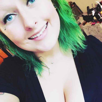 MANIC PANIC Amplified Semi-Permanent Hair Color - Electric Lizard uploaded by Kayla D.