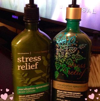 Bath Body Works Bath and Body Works Aromatherapy Eucalyptus Spearmint Stress Relief Pillow Mist 5.3 oz uploaded by Katie A.