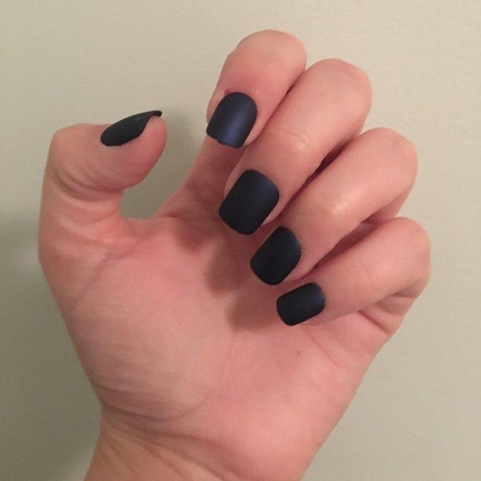 imPRESS Press-on Manicure Gel Nail Design uploaded by Samantha M.