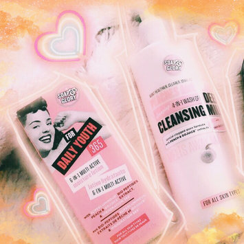 Photo of Soap & Glory Peaches And Clean(TM) Deep Cleansing Milk uploaded by Kali f.