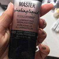 Maybelline New York FaceStudio Master Strobing Liquid Illuminating Highlighter 100 Light/Iridescent 0.67 fl. oz. Tube uploaded by Patricia G.