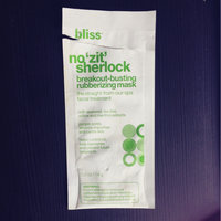 Bliss No 'Zit' Sherlock Rubberizing Mask uploaded by Makenzie B.