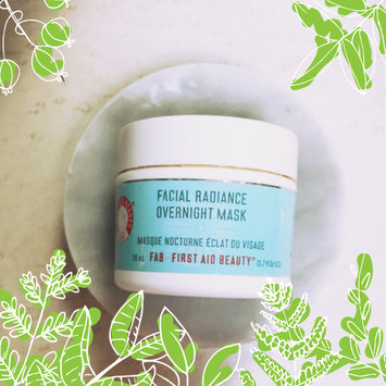 Photo of First Aid Beauty Facial Radiance Overnight Mask uploaded by Jackie B.