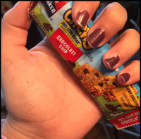 Quaker® 25% Less Sugar* Chewy Granola Bars Peanut Butter Chocolate Chip uploaded by Amber L.