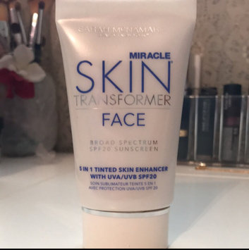 Photo of Miracle Skin Transformer Face Broad Spectrum SPF 20 uploaded by Chelsea R.