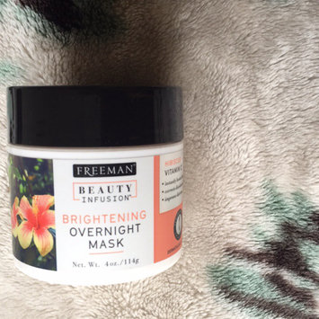 Freeman Beauty Infusion Brightening Overnight Mask with Hibiscus + Vitamin C uploaded by Ashley B.