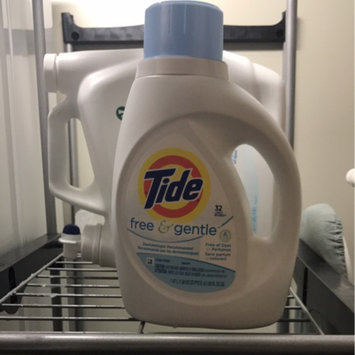 Photo of Tide Free and Gentle Liquid Laundry Detergent uploaded by Dakota R.