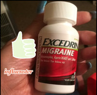 Excedrin Migraine Pain Reliever Geltabs, 20 ea uploaded by Karen H.
