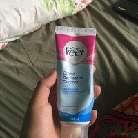 Veet Hair Removal Cream, Sensitive Skin - 100 g uploaded by Arisneth C.