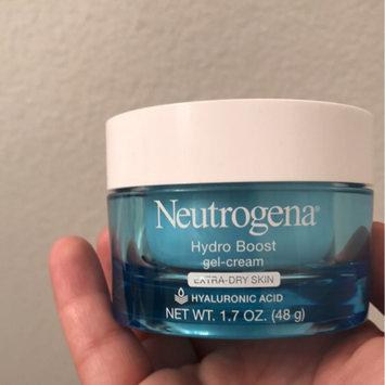 Neutrogena Hydro Boost Gel-Cream Extra-Dry Skin uploaded by Camylla L.