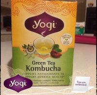Yogi Tea Green Tea Kombucha uploaded by Alexis M.