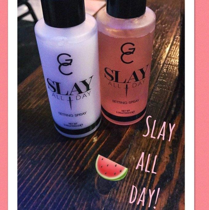 Gerard Cosmetics Slay All Day Setting Spray Peach uploaded by Angela D.