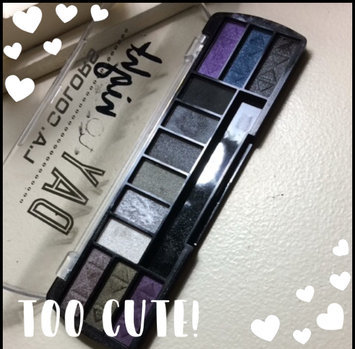 L.A. Colors Day To Night Eyeshadow Palette uploaded by Taylor M.