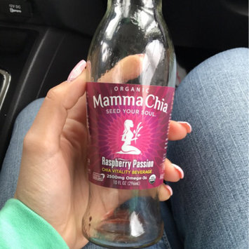 Photo of Mamma Chia Vitality Beverage Raspberry Passion uploaded by Cheyenne W.
