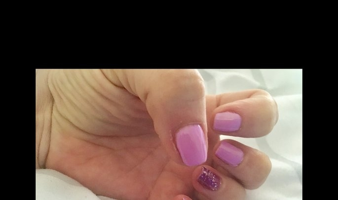 CND Shellac Nail Polish - Pink Pursuit uploaded by Nadia O.