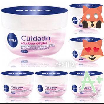 Nivea Pink Cream Natural Tone 3.5oz Crema Nivea Aclarado Natural 100ml uploaded by Karol T.