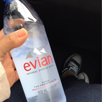 Evian® Natural Spring Water uploaded by Esthersita P.